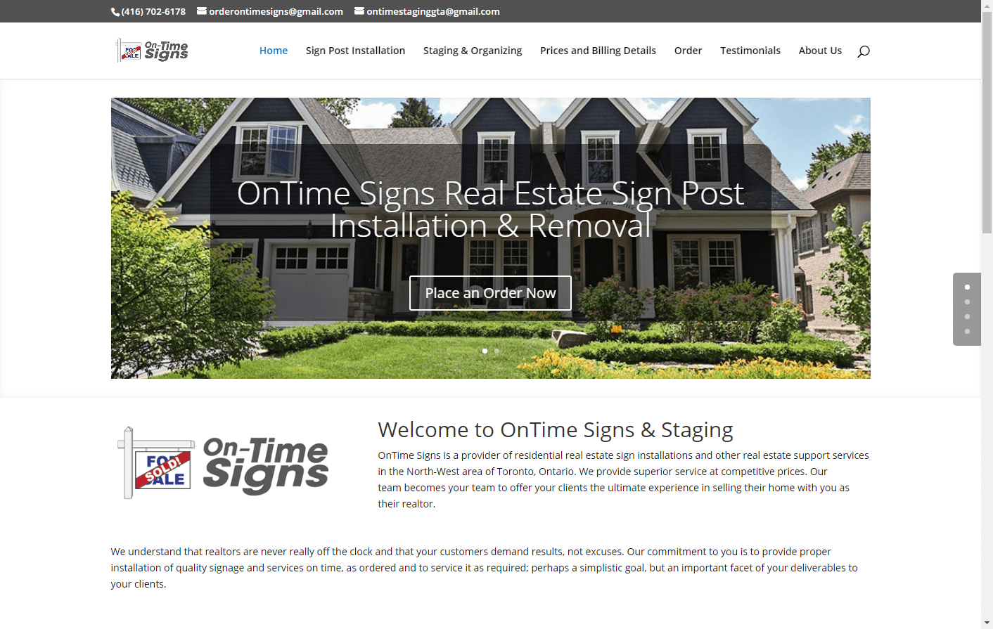 Real Estate Support Services