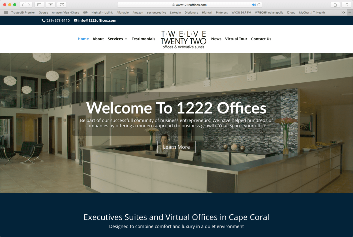 Executive Suites & Virtual Offices
